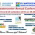 Eu.watercenter Annual Conference – Parma 28 settembre 2018