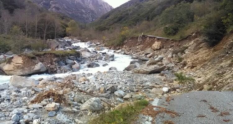 restituire spazio ai fiumi - recente alluvione