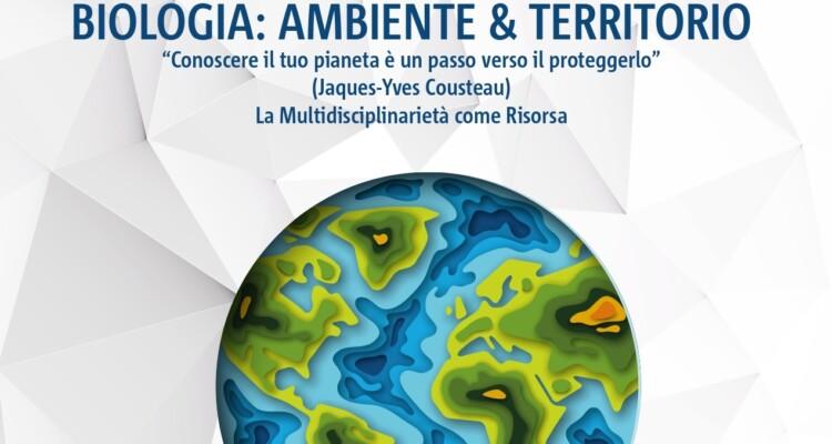 locandina evento webinar biologia ambiente e territorio - partecipazione CIRF