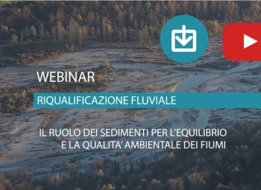 il ruolo dei sedimenti - webinar cirf