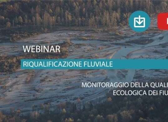Monitoraggio della qualità ecologica dei fiumi