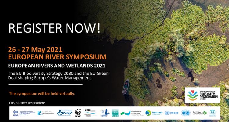 locandina european river symposium